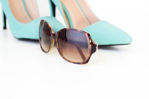 Heels And Sunglasses