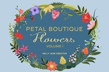 Petal Boutique Flowers Vol. 1