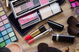set of make up