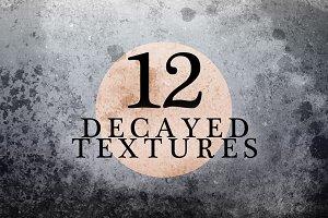 Decayed Textures