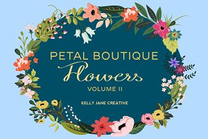 Petal Boutique Flowers Vol. 2