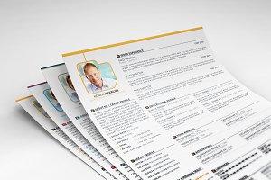 Swiss Resume CV New