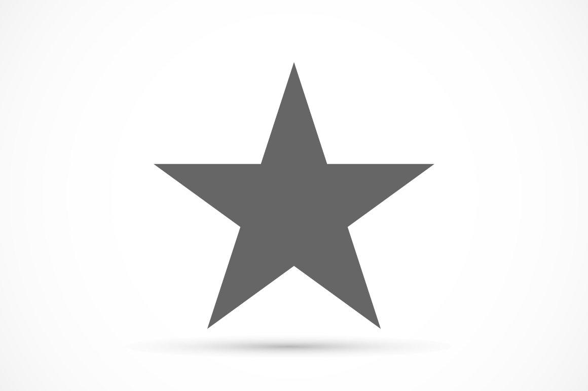 Classic Star Icon Icons Creative Market