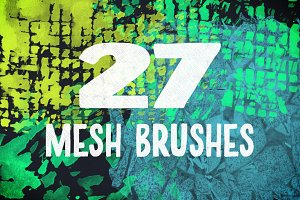 Mesh Brush Pack Volume 1