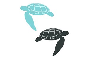 Sea Turtles.