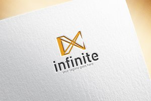 Infinite Logo Template