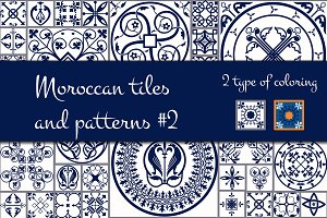 Morrocan tiles and patterns #2