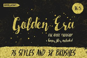 Golden Era for Adobe Photoshop