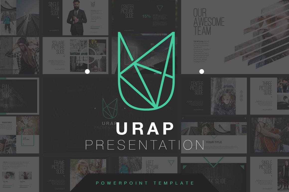 Urap Powerpoint Template Presentation Templates Creative Market