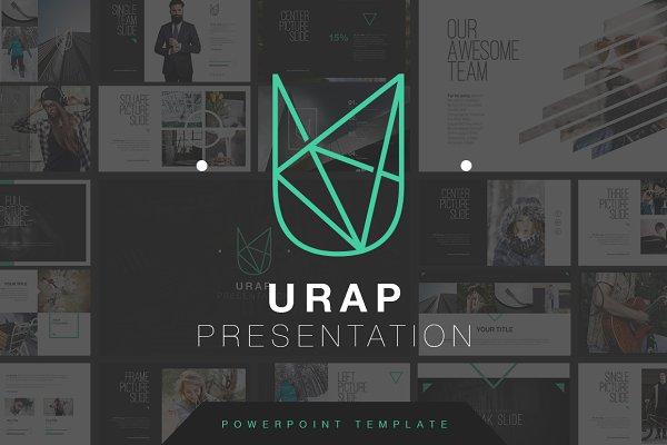 URAP PowerPoint Template
