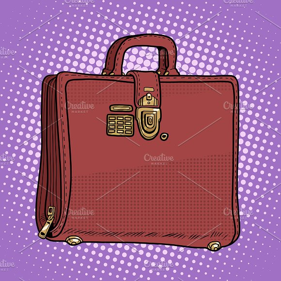 Case leather bag business