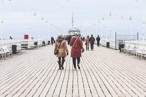 Pier, Sopot, Poland