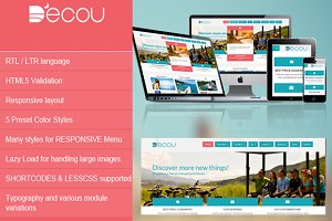 SJ Decou - Travel template with K2