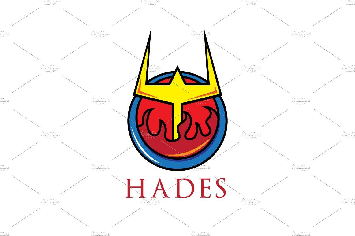 Hades Logo ~ Logo Templates ~ Creative Market