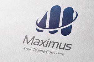 Maximus Logo Template