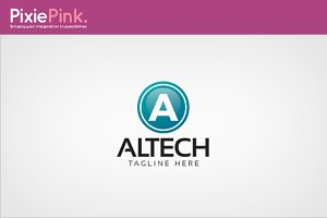 Altech Logo Template