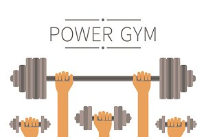 Power gym equipment