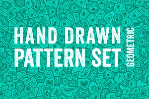 3 Seamless Geometric Patterns