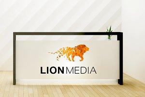 Lion Media Logo