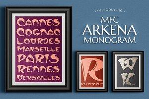 MFC Arkena Monogram