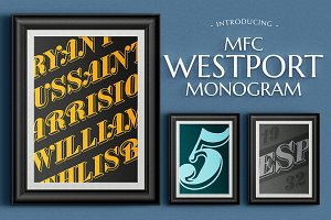 MFC Westport Monogram