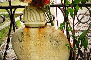 Cemetery Stone ONE