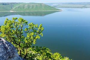 Bakota spring view (Ukraine)
