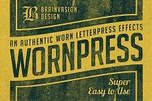 [SALE] Wornpress - Photoshop Action