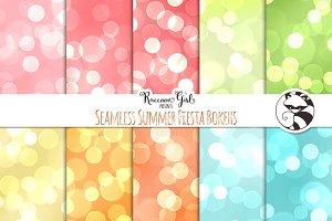 Summer Fiesta Bokehs