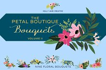 Petal Boutique Bouquets Vol. 2