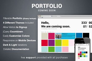 Design Portfolio Coming Soon