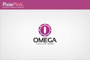 Omega Logo Template