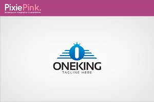 One King Logo Template