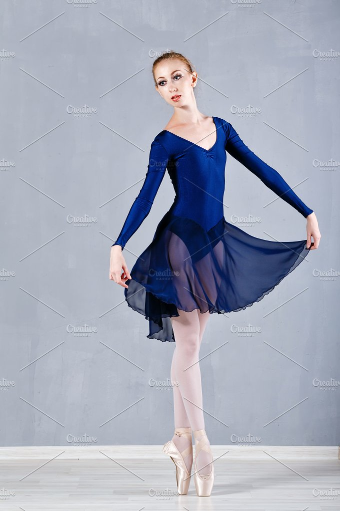 Classical Ballet. Performance. - People