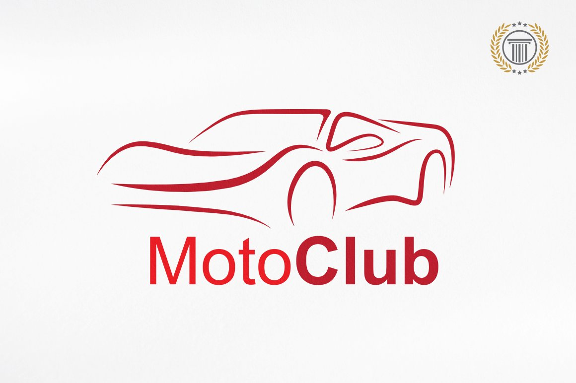 Design car club logo - Car Automotive Premium Logos