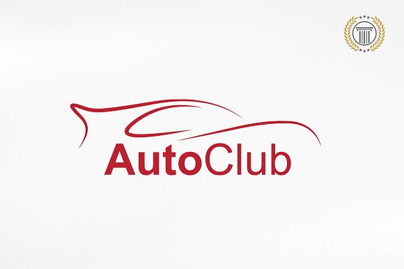 Create a crest style logo for a car club  Logo design contest