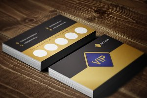 Loyalty/VIP Invitation Card Template