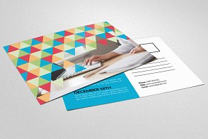 Corporate Business Agency Post Cards