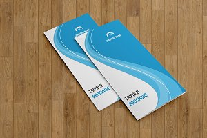 Trifold Corporate Brochure | V464