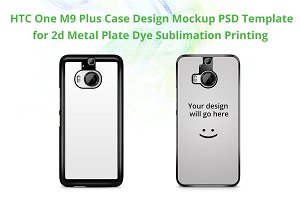 One M9 Plus 2d IMD Case Mock-up