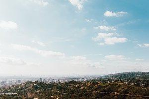 LA Skyline #1