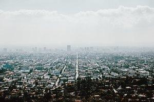 LA Skyline #2