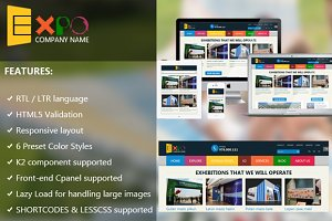 SJ Expo -New design with Metro style