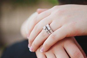 Wedding Day Rings