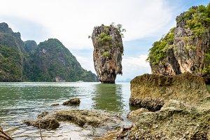 Khao Tapu Island
