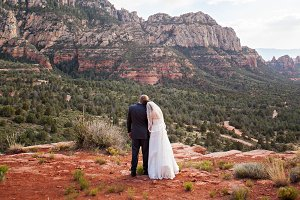 A Sedona Wedding