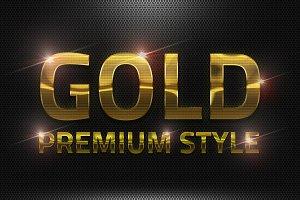 36 Premium Gold Style V03