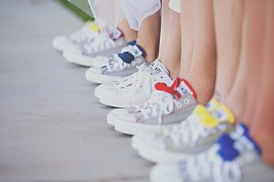 Primary Sneakers