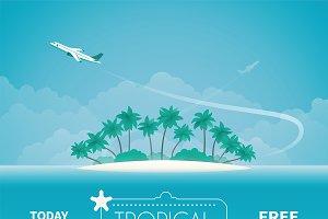 Tropical voyage