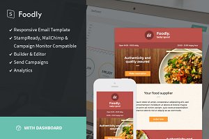 Foodly + StampReady Builder